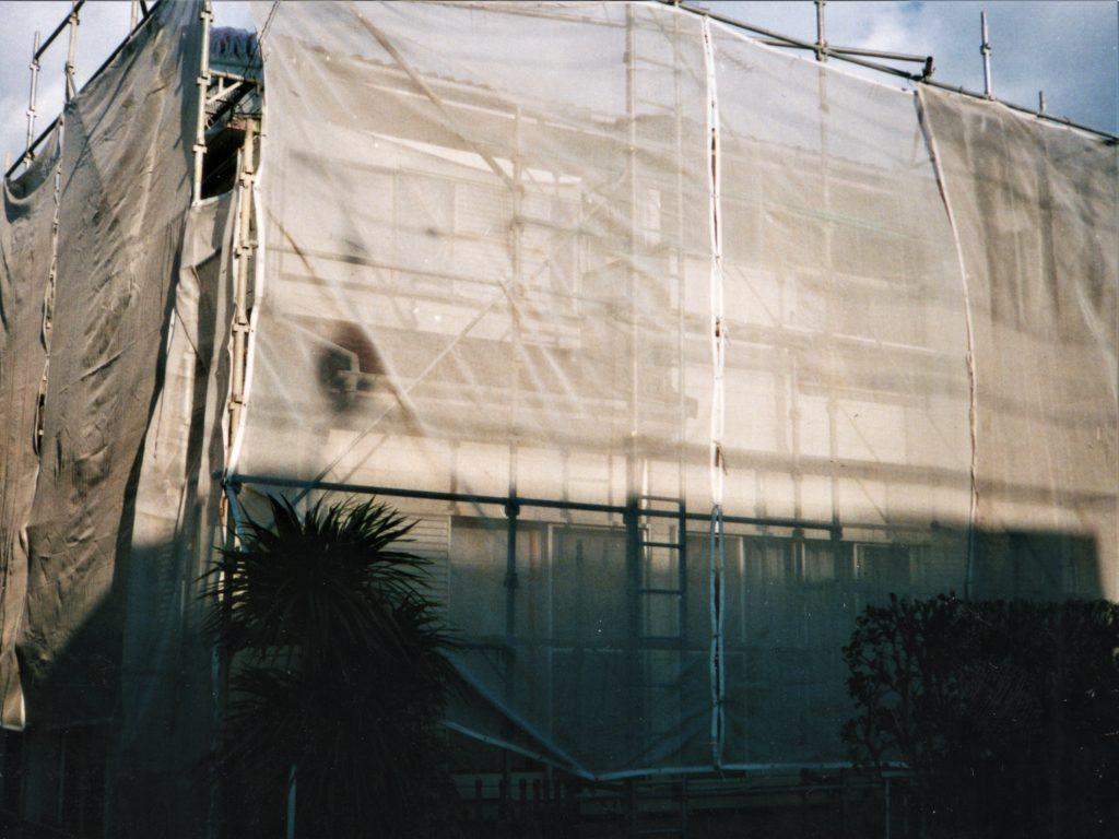 外壁塗装工事の写真(塗装工房)