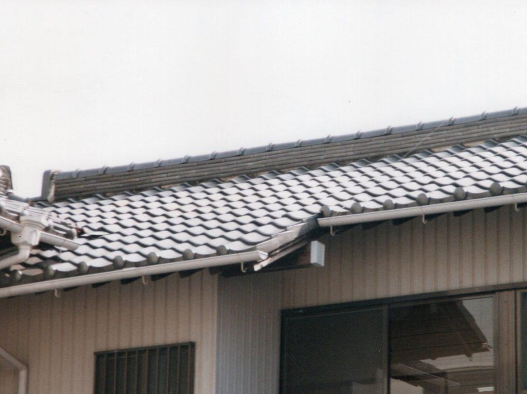 瓦屋根(塗装工房)