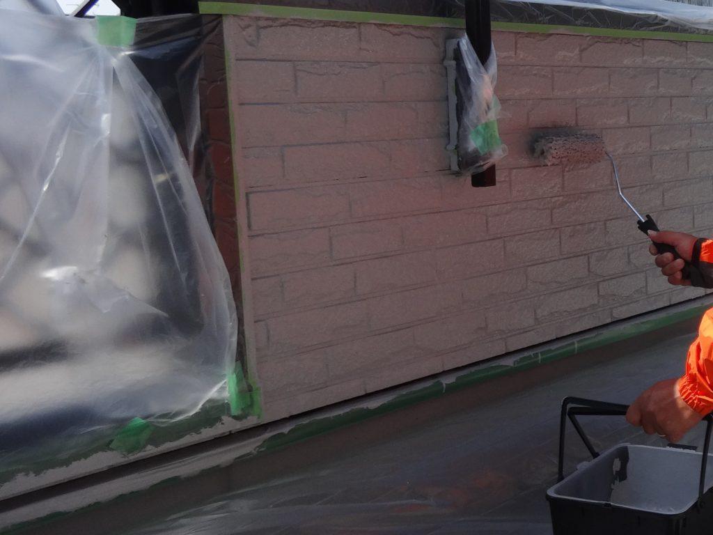 外壁の塗装工事写真(塗装工房)