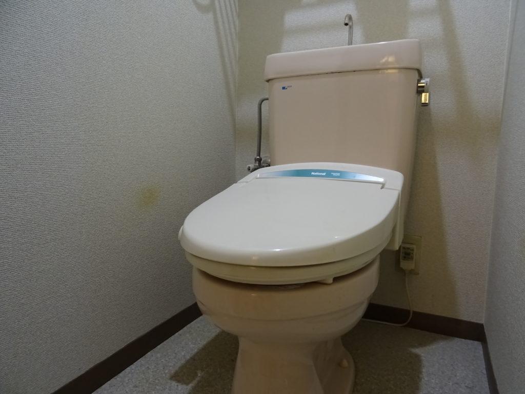トイレの写真(塗装工房)