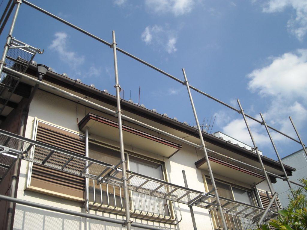 住宅塗装工事の写真(塗装工房)