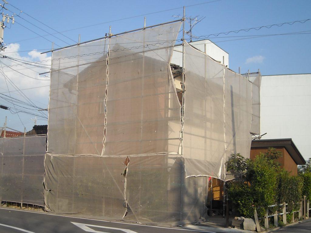 住宅塗装の写真(塗装工房)